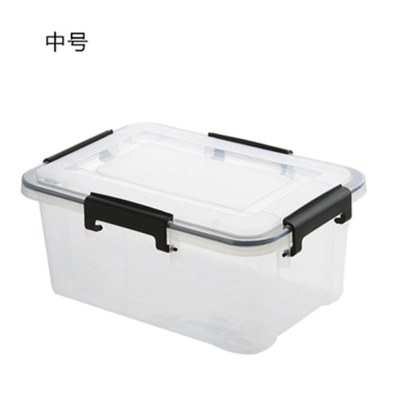 Plastic sealed storage container 20L